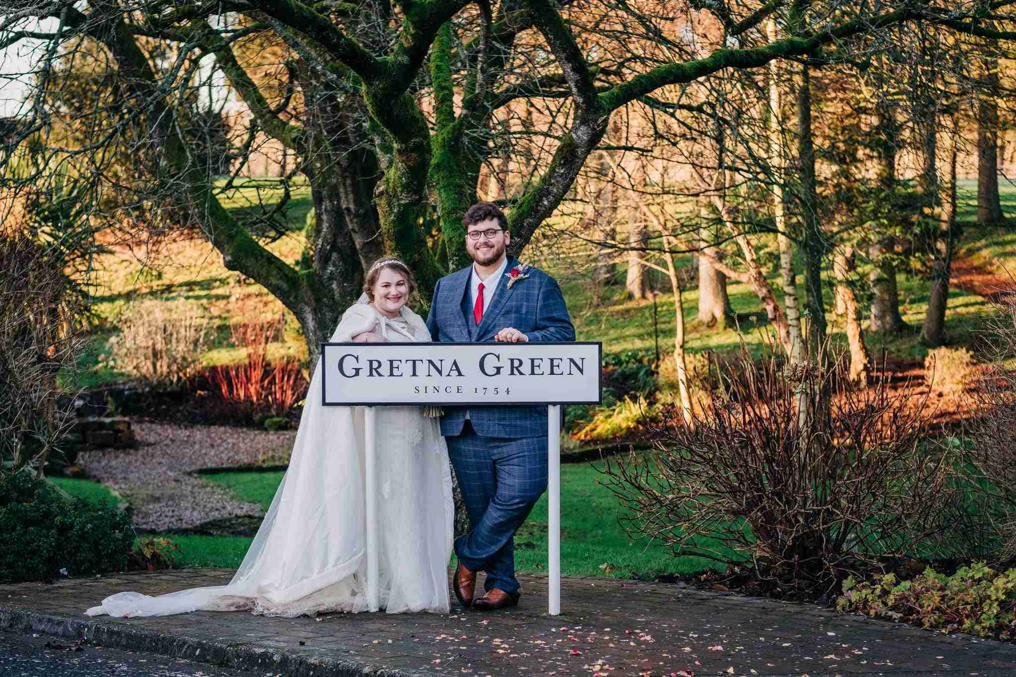 Chloe + Matt – A Gretna green Elopement